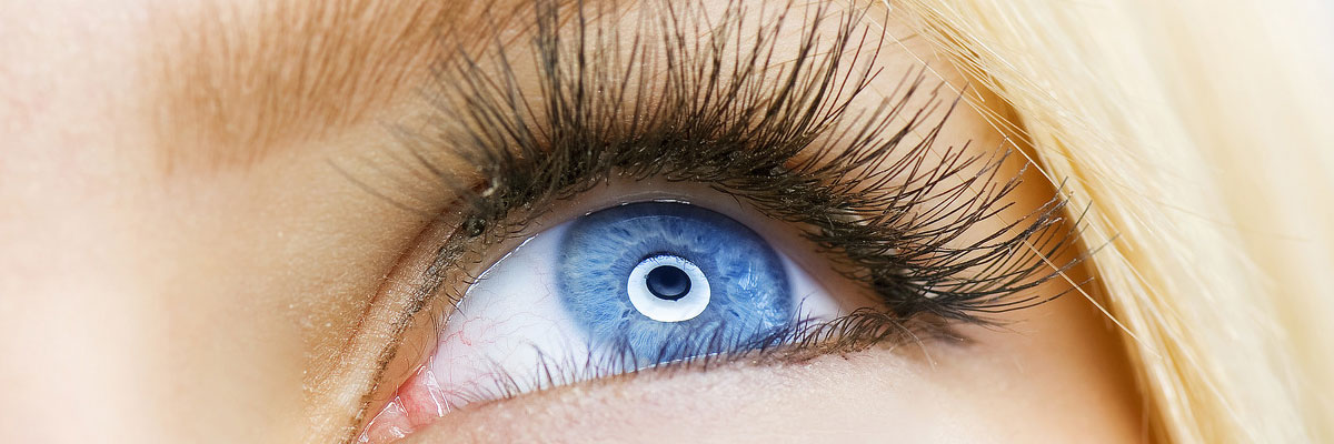 blue eyes - cosmetic surgery